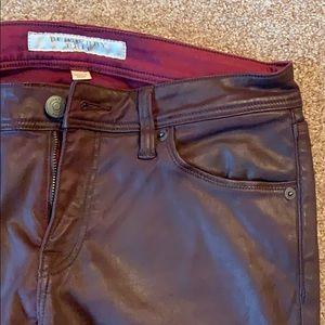 Brown Pants/leggings